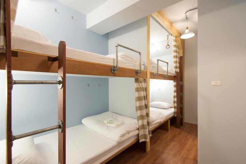 HOSTEL - Barn & Bed Bangkok