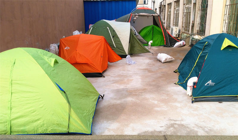 Dandong Black Tent Youth Hostel