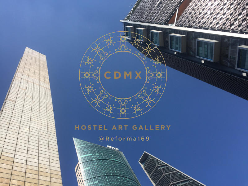 CDMX Hostel Art Gallery
