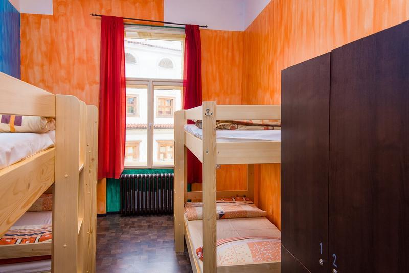 HOSTEL - Prague Square Hostel