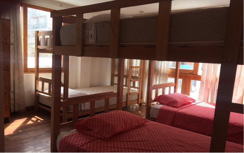 MadWoods Hostel