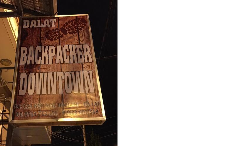 Dalat Backpacker Downtown