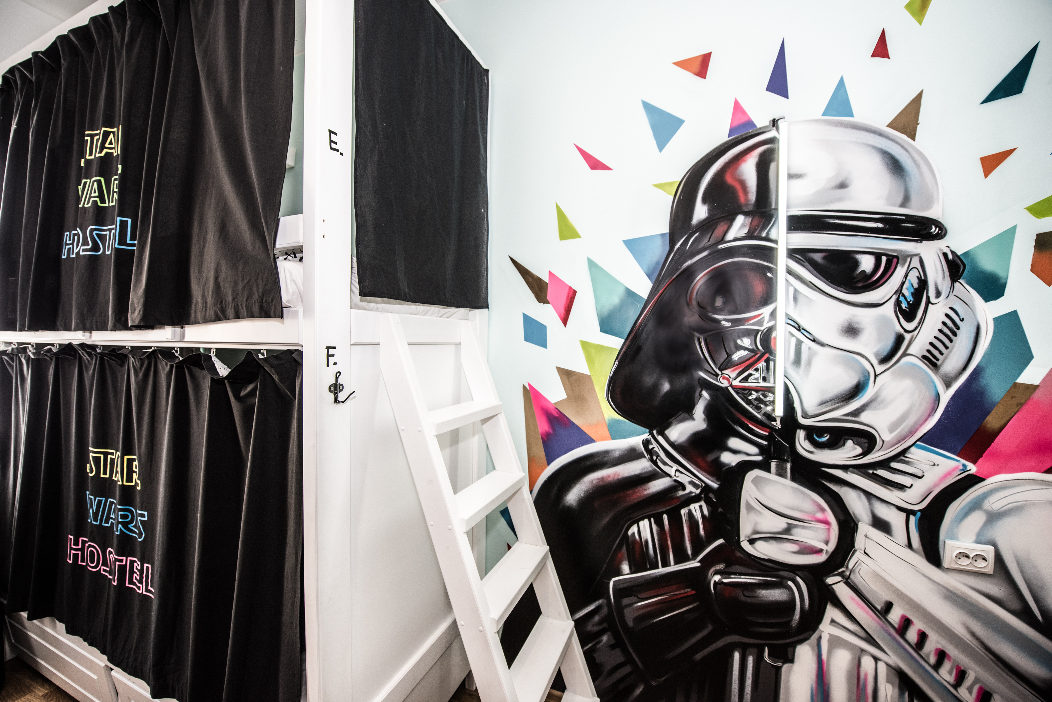 Star Wars Hostel