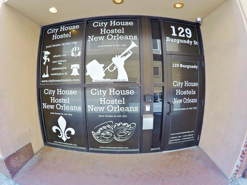 City House Hostel New Orleans