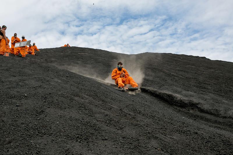 Bigfoot Hostel and Volcano Boarding