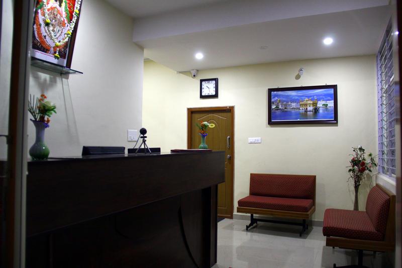Comforts Hostel