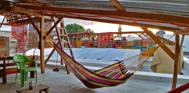 HOSTEL - Iguana Hostel Oaxaca