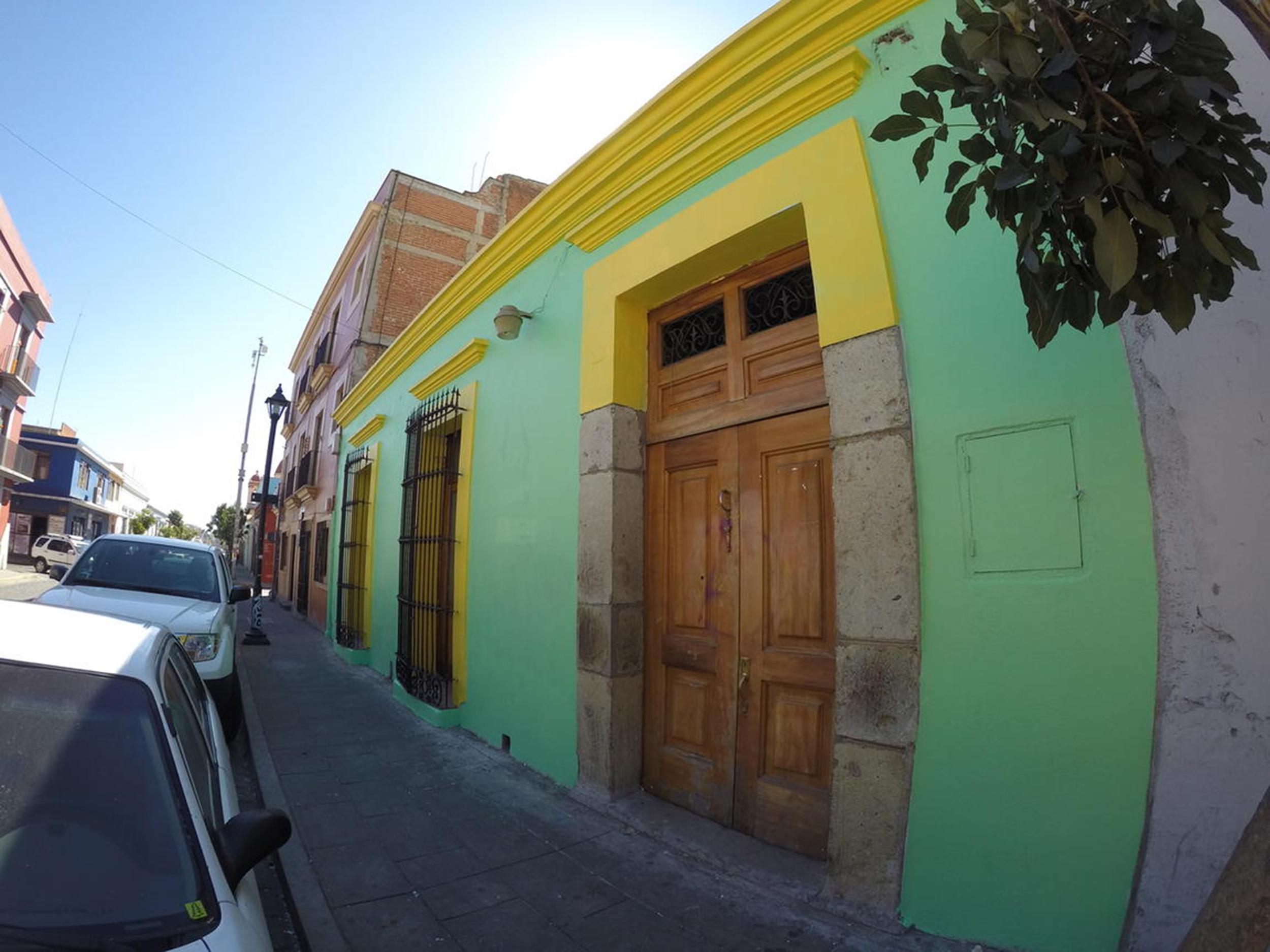 Iguana Hostel Oaxaca