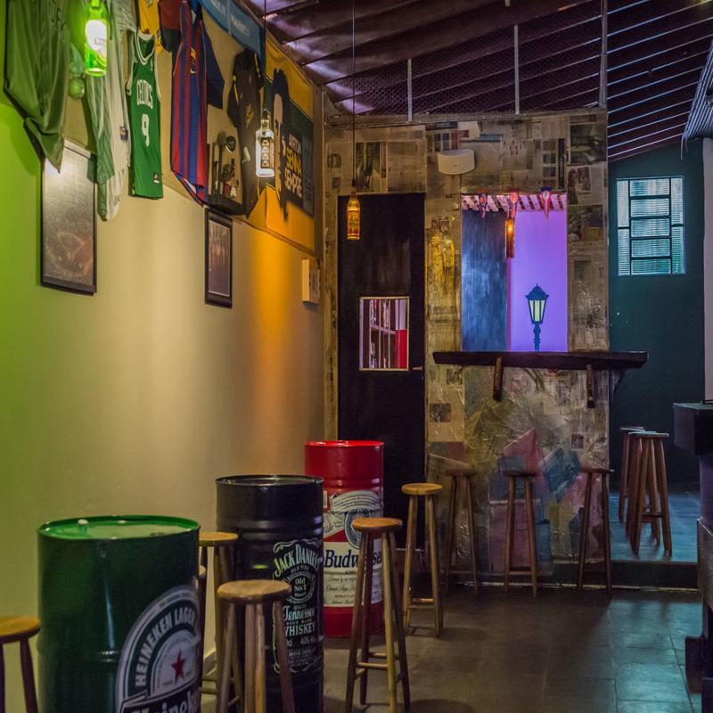 Sao Jorge Pub Hostel