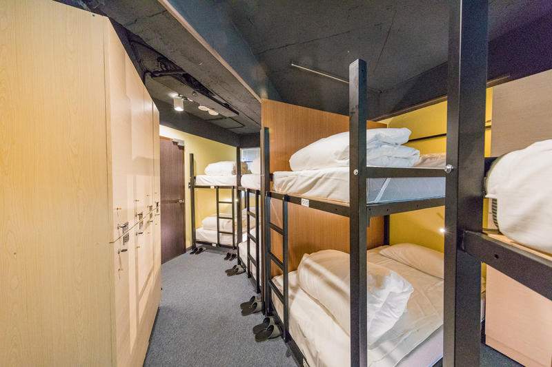 HOSTEL - Park Hostel