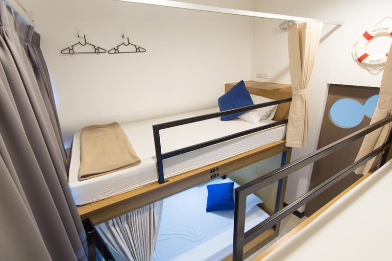 HOSTEL - Pier 49 Hostel