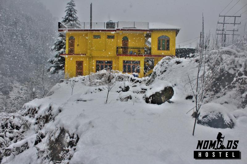 Nomads Hostel Kasol