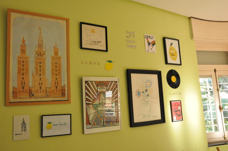 Lemon Garden Hostel Sevilla