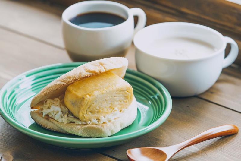 Mezamashi Sandwich