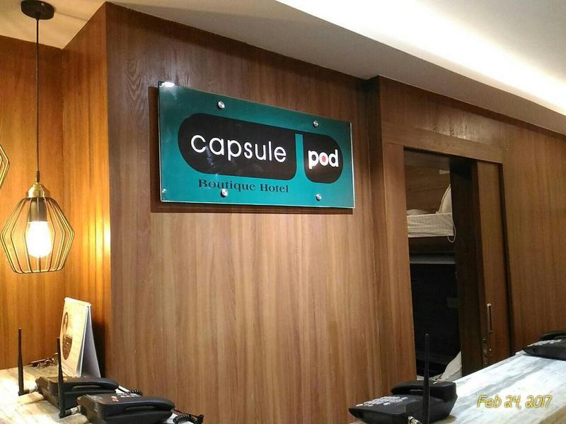Capsule POD Boutique Hotel