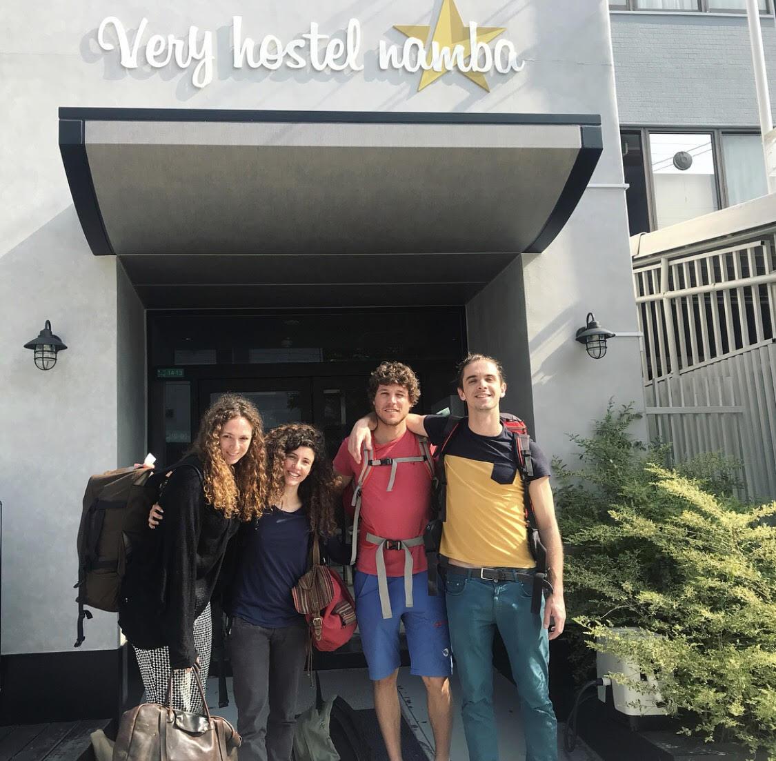Very Hostel Namba
