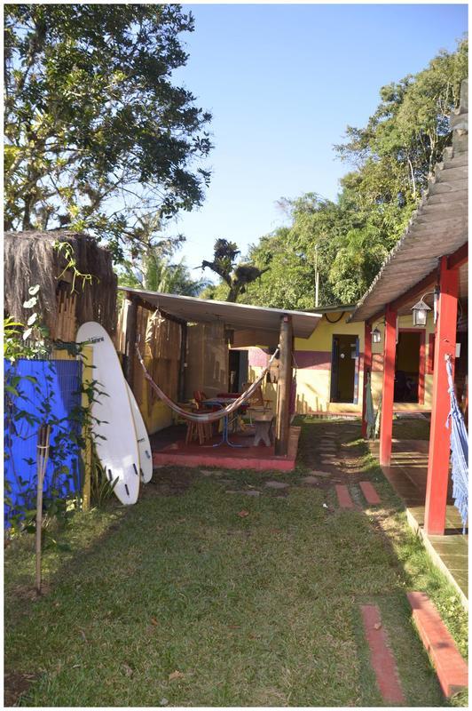 Macondo Hostel Itamambuca