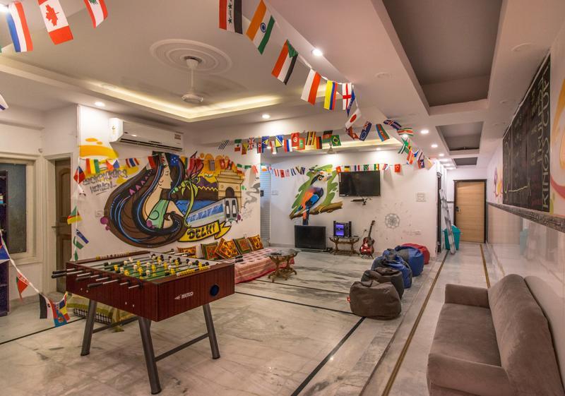 Hindustan-by Backpackers Heaven