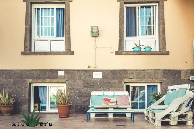 Aloe Vera Shared House
