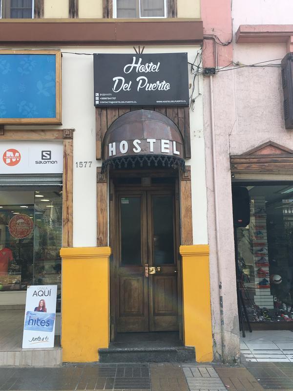 Hostel del Puerto