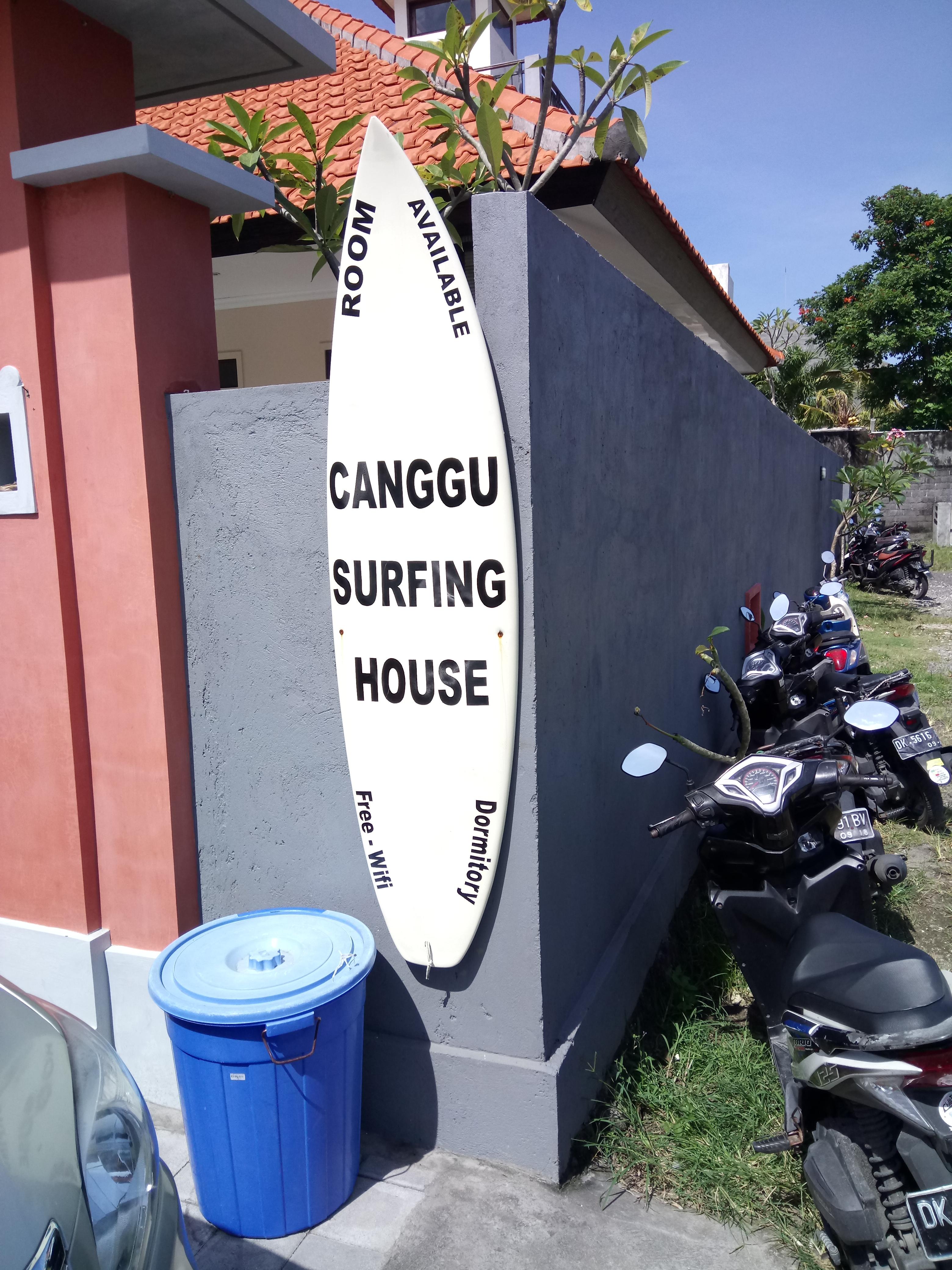 Canggu Surfing House