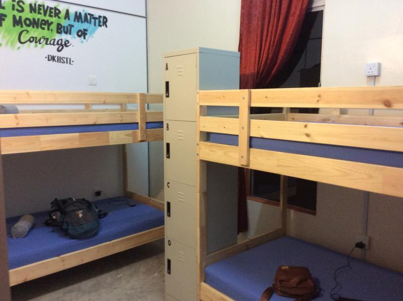 Double K Riverside Hostel Mersing