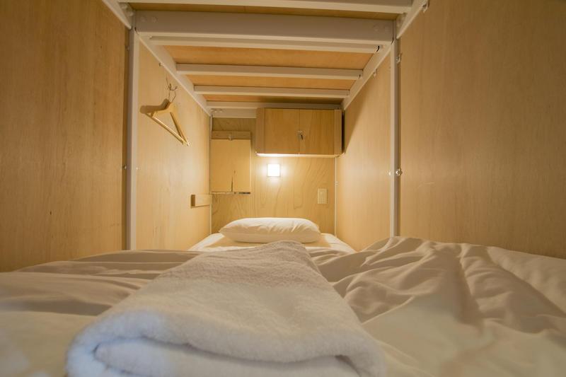 Hiromas Hostel in Kanda