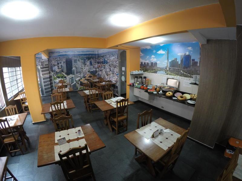 HOSTEL - Sao Paulo Hostel Downtown
