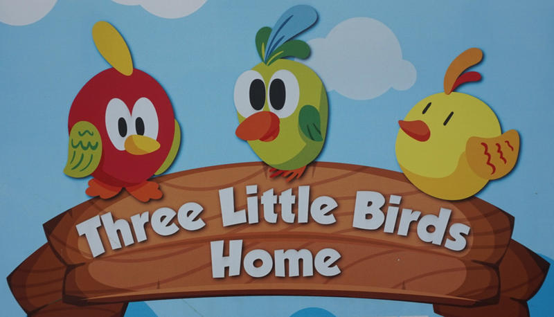 Three Little Birds Home
