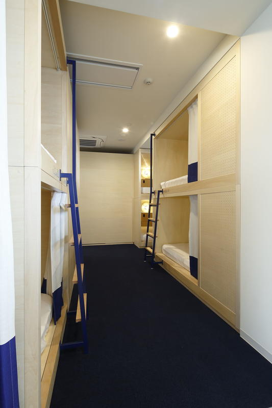 HOSTEL - Lyuro Tokyo Kiyosumi -The Share Hotels-