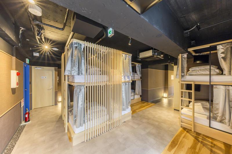 Hostel?Café East57 Asakusabashi