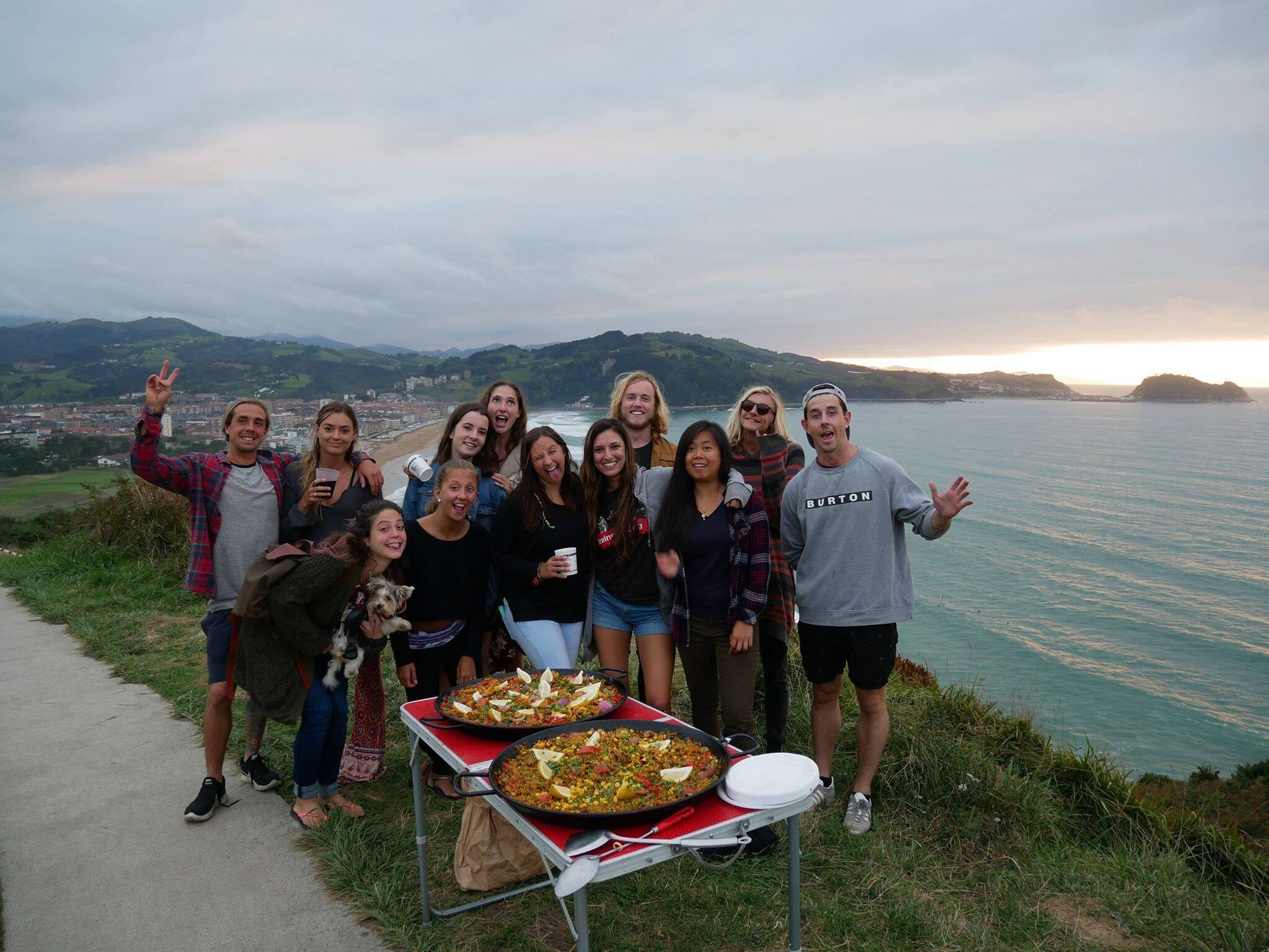 San Sebastian Surf Camp
