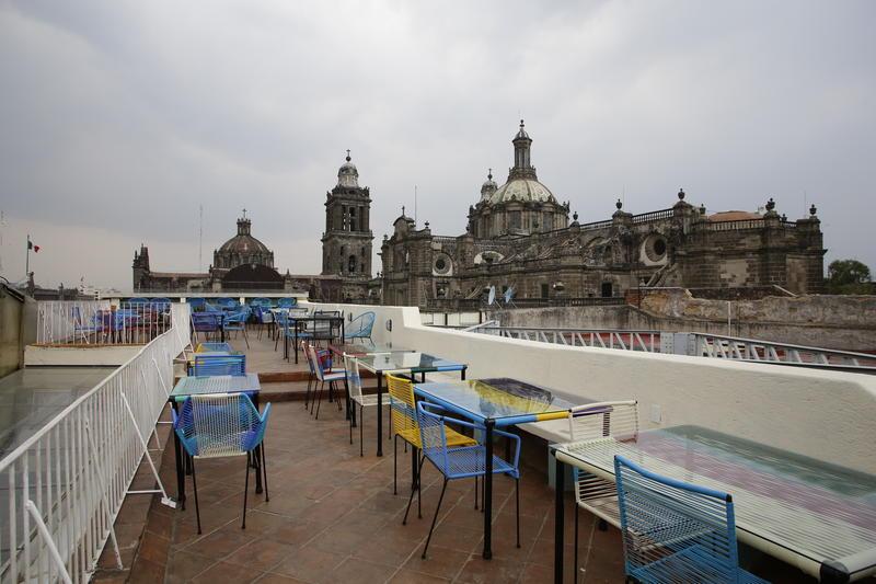 Mexiqui Zocalo