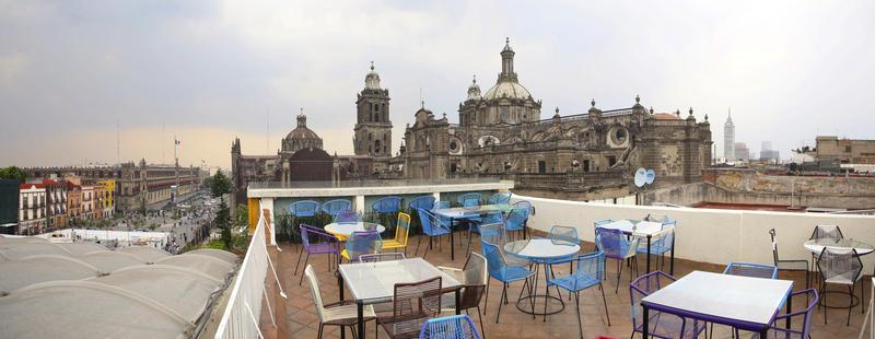 HOSTEL - Mexiqui Zocalo