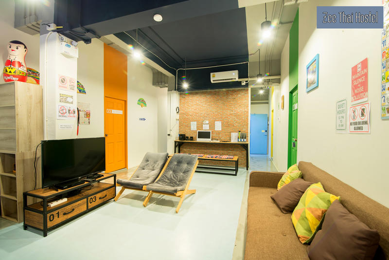 HOSTEL - Zee Thai Hostel