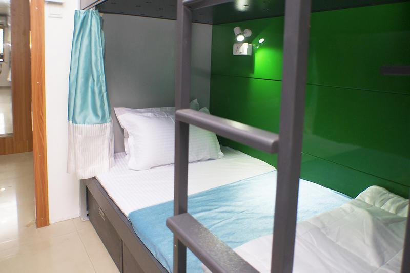 Arma Hostel - Qube Stay