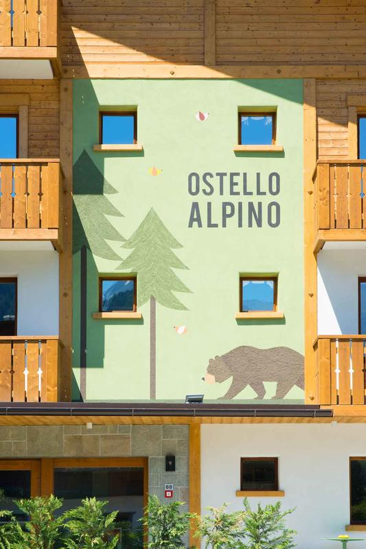 Ostello Alpino