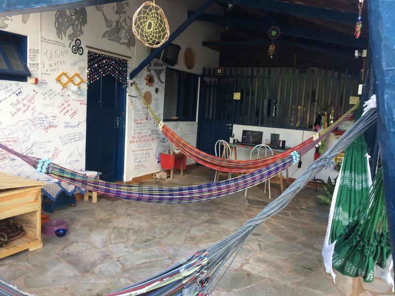 Jardim Secreto Hostel