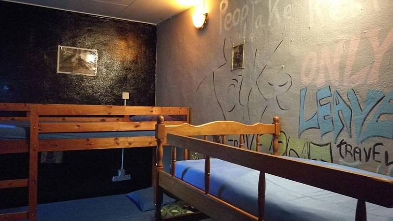 Backstreet Monkey Backpacker Hostel