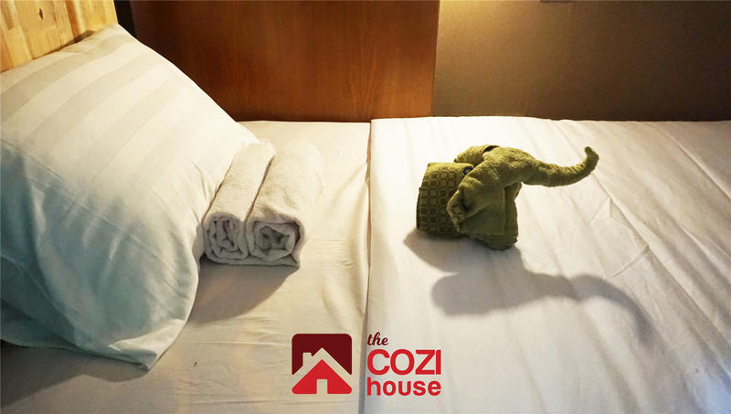 The Cozi House @ District 1 HCMC