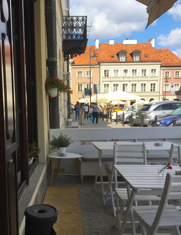 Oki Doki Old Town Hostel Warsaw