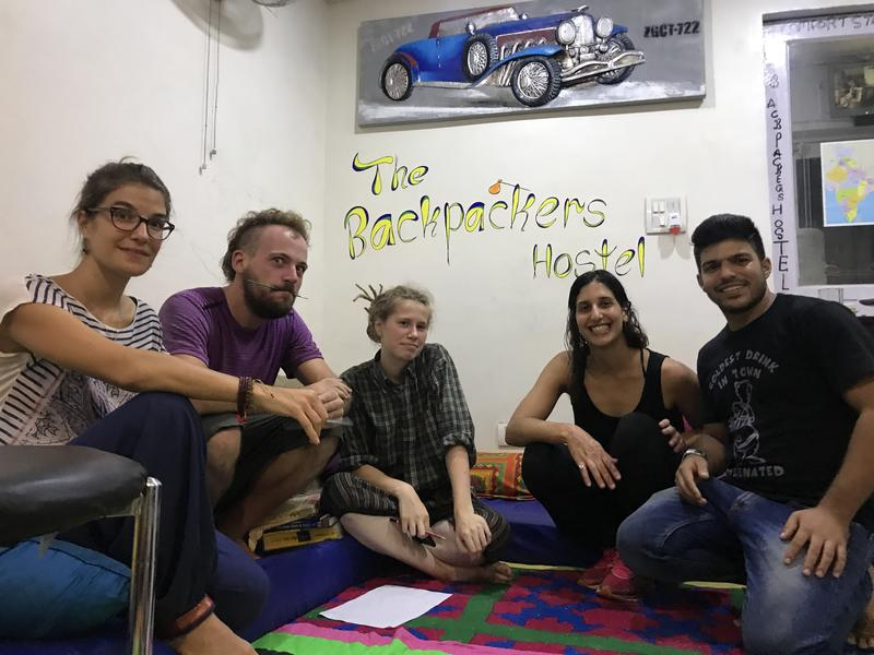 The Backpackers Hostel