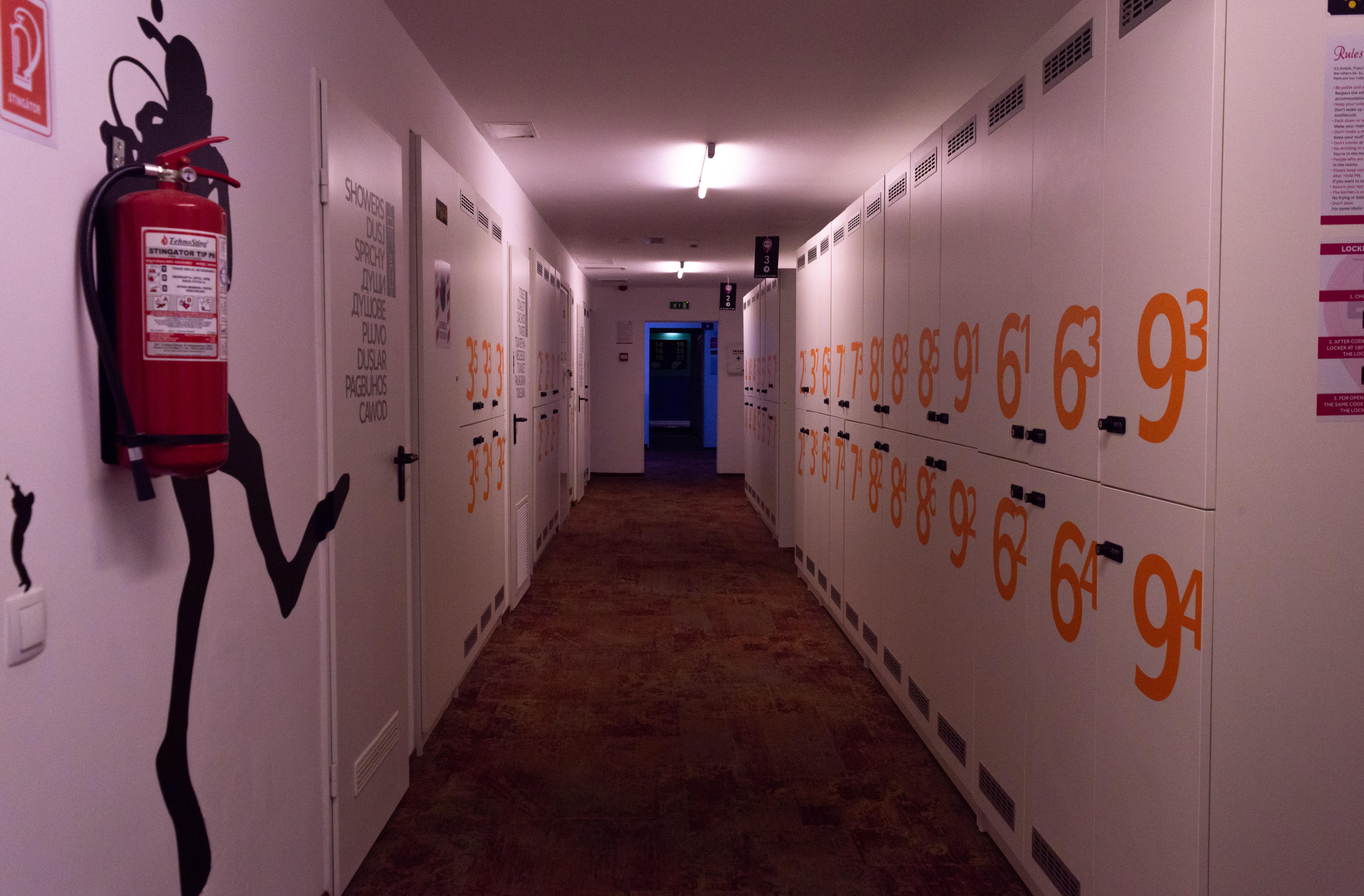 B13 Hostel