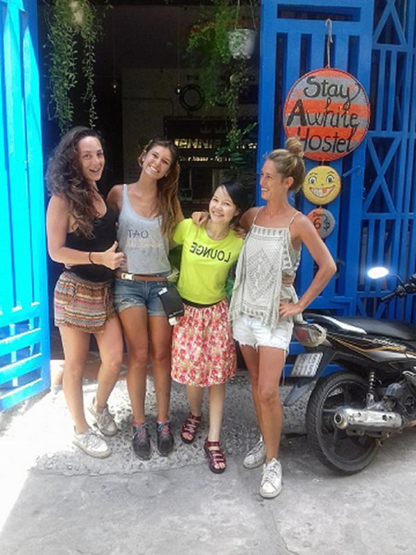 Stay Awhile Nha Trang