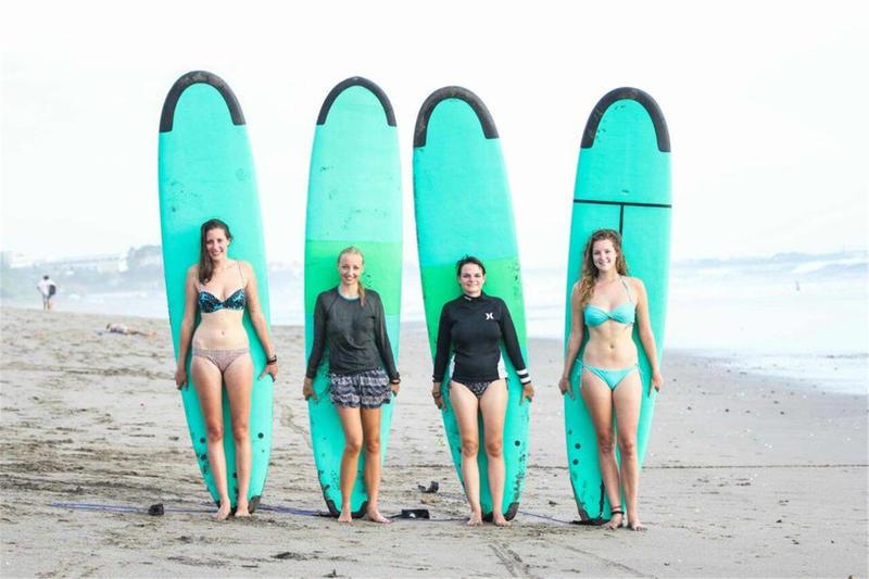 Canggu Best Friend Surf 1
