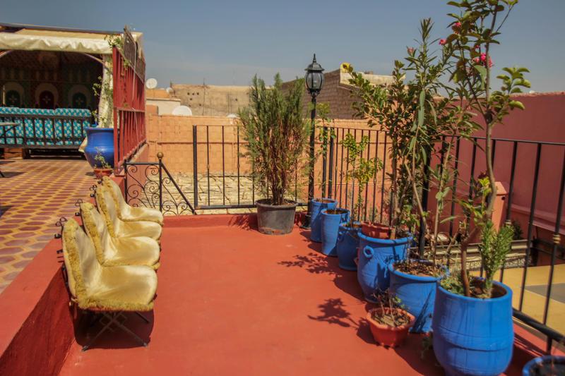 Kasbah Red Castle Hostel