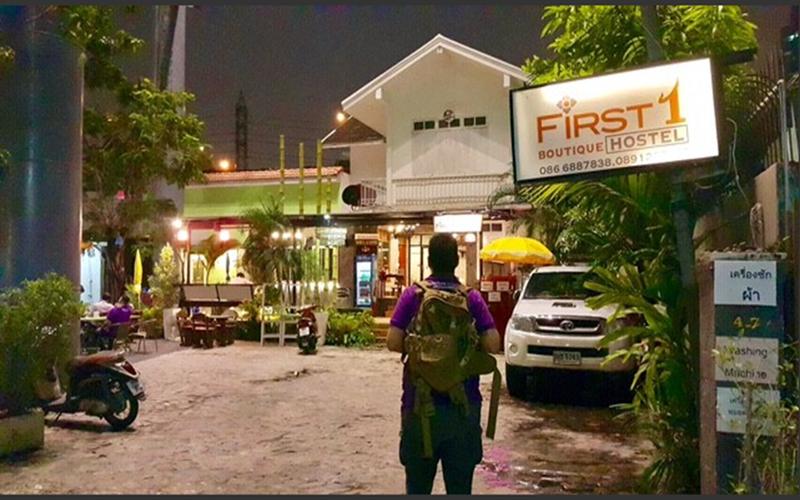 HOSTEL - First 1 Boutique Hostel