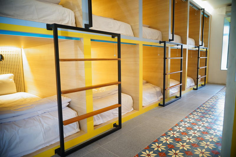Borough Capsule Hostel Bali