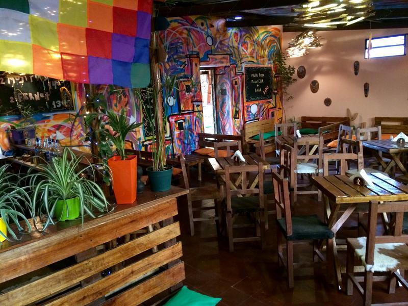 La Puerta Verde Hostel & Bar
