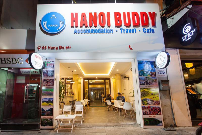 Hanoi Buddy Inn & Travel